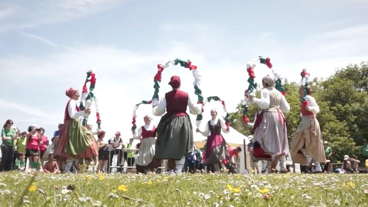 Goi-Alde dantza taldea, Pagasarrin