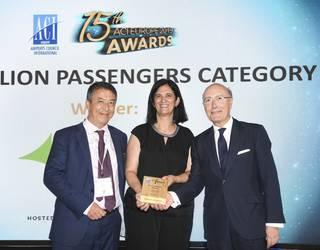 Loiuko aireportuak Europako Aireporturik Onenaren Saria jaso du