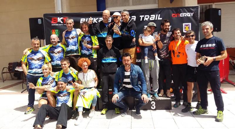Giro ederra, Bizkaia Kopa Trail txapelketaren Loiuko saioan - 4