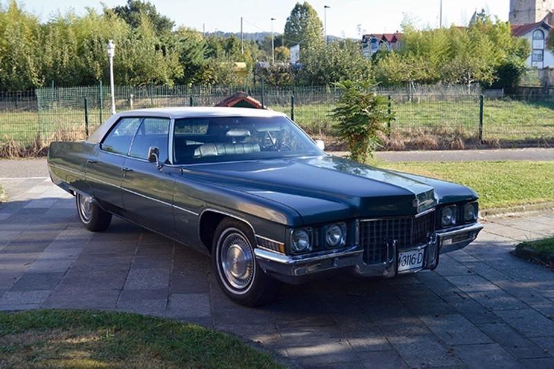 Loiuko Cadillac bakartia - 1