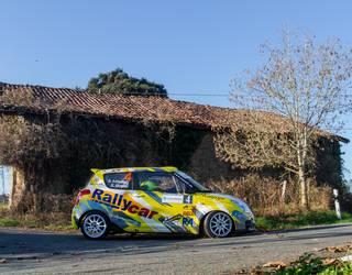 Antxustegi eta  Urresti, Zamudio  Rallyaren irabazleak