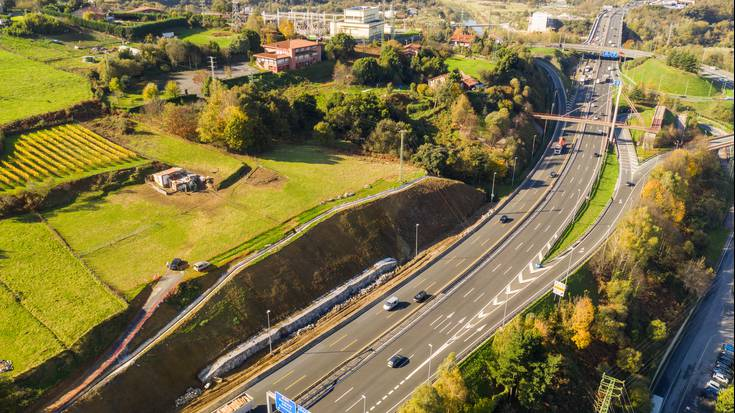 Lezama Bizirik elkarteak eskatuko du Txorierriko korridorean gehieneko abiadura 80 km/h-ra mugatzeko