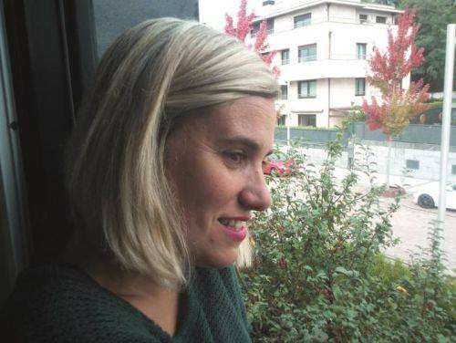 Lur Gallastegi, 2018ko Mikel Zarate Literatur Sariaren irabazlea