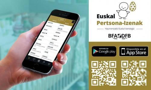 App berriak