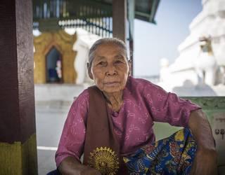Myanmarreko esentzia, kulunkan