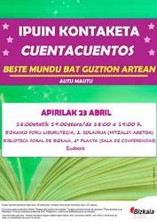 Ipuin kontaketa: Beste mundu bat guztion artean