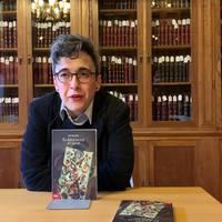 Ana Malagonen azken lana, hizpide Literaturaz Berbetan ekimenean