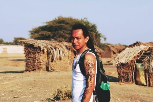 "Roberto Tananta, Amazoniako lagun euskalduna: ""Ind - 2"