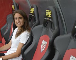 Iraia Iturregi, Athleticen emakumezkoen taldeko entrenatzaile berria
