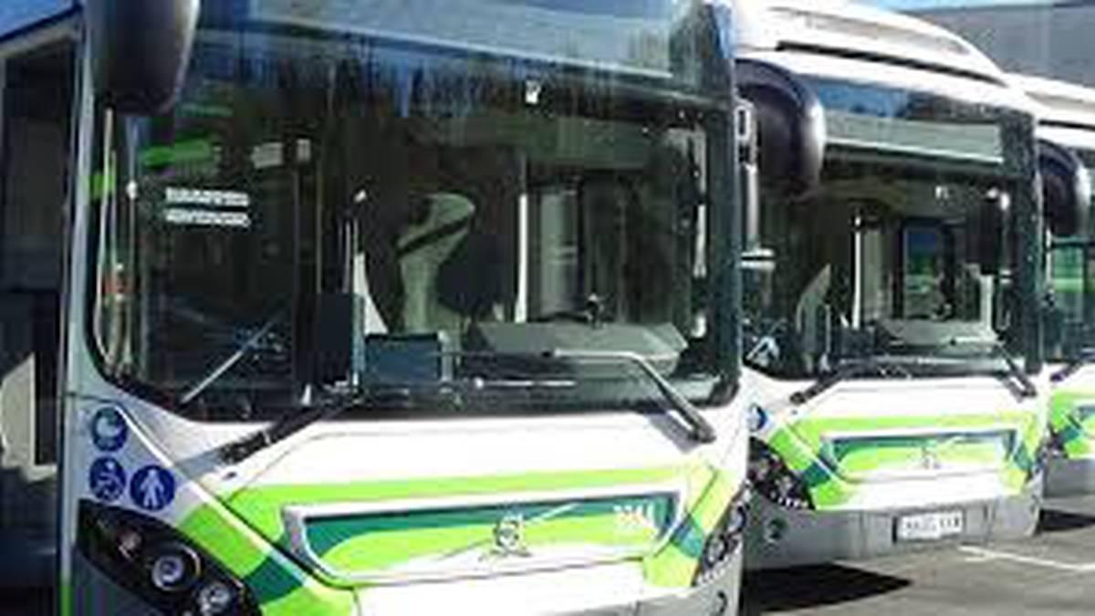 Mungia-Derio-Gurutzeta autobus-linearen maiztasuna handitu da