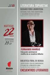 Literatura topaketak. Fernando Marías
