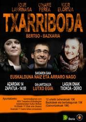 Txarriboda Bertso Bazkaria