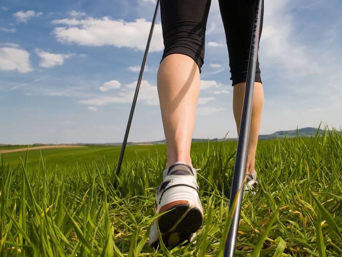Zapatuan, Nordic Walking Zentroa inauguratuko dute Larrabetzun
