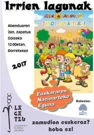 2017ko Nazioarteko Euskararen Eguna