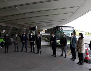 Urtarriletik aurrera, Txorierriko herri guztietatik autobusez joan ahalko da aireportura eta Parke Teknologikora
