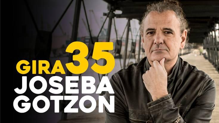 Joseba Gotzonek 35 bira antolatu du udazkenean, Latinoamerikan