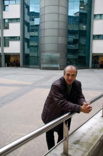 "Jose Ramon Etxebarria, EHUko irakaslea: ""Euskal  - 2"
