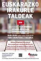 Euskarazko Irakurle Taldeak 2018 (I)