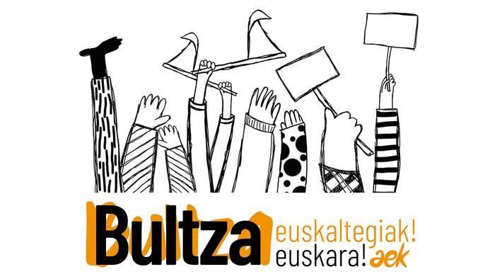 AEK-k gutuna igorri die Euskal Herriko administrazio nagusiei, `Bultza euskaltegiak! Bultza euskara!´ dinamikaren azken urrats gisa