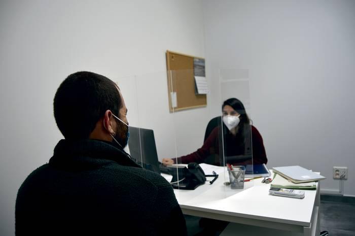 """""""Komunitatea ezinbesteko  tresna da gizarteratzerako"""""""