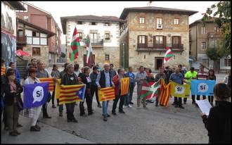 Larrabetzu Kataluniarekin