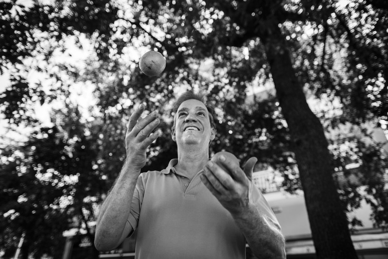 Diego Palomino Torres, fruten sorgintzailea