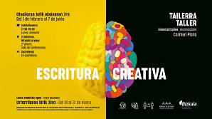 Tailerra: Escritura creativa