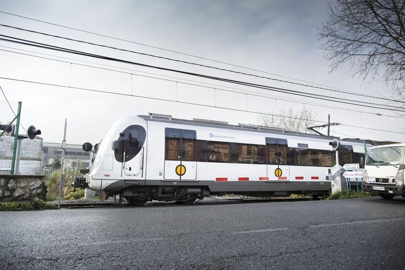 L3 Txorierri Plataformak espero du eskualdea metro-sarean lehenbailehen integratzea