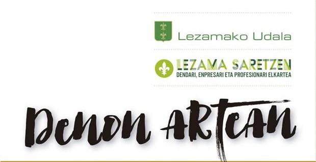 """Lezama denon artean"" IV. azoka"