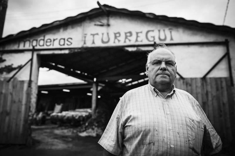 Iñaki Iturregi Egaña, zerrautsean jaioa