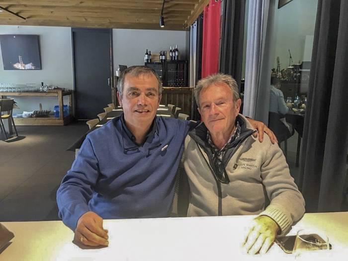 Gabi de la Maza 40 urte garrenean