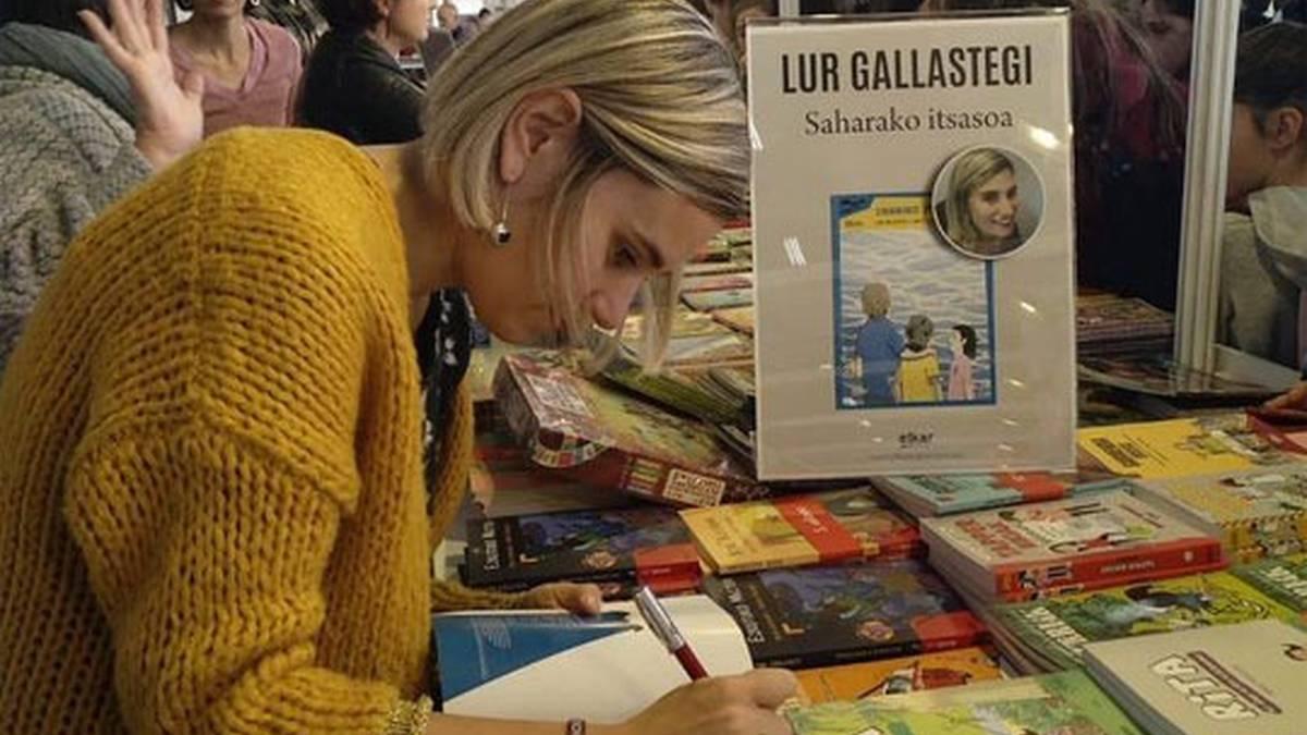 Haur-literaturako Mikel Zarate saria