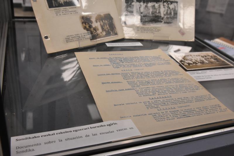 Memoria historikoa berreskuratzen, Sondikan - 9