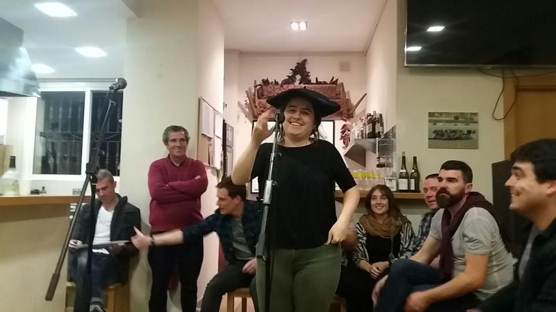 Malen Amenabar Bizkaiko Bertsolari Txapelketaren Udaberriko fasean arituko da Derion