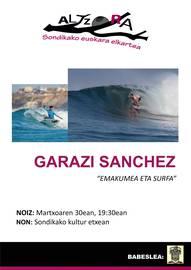 Garazi Sanchez, Sondikan