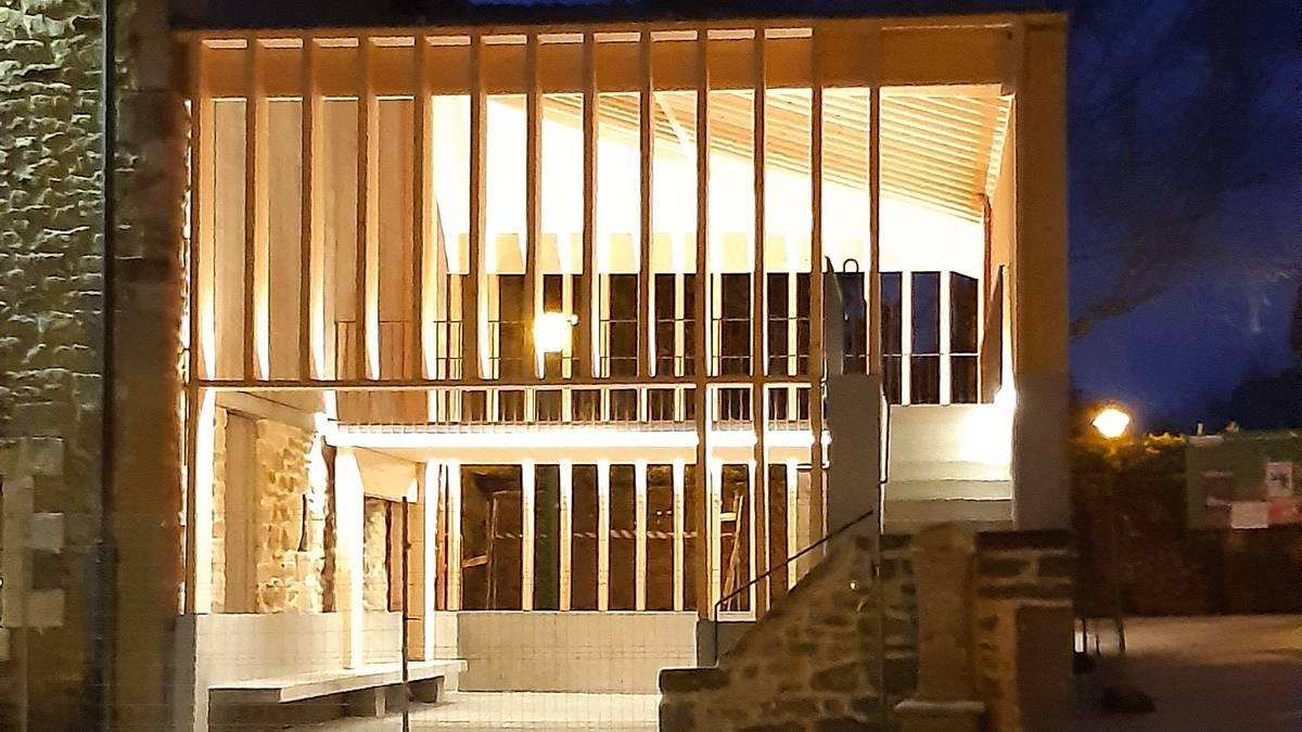 Larrabetzuko aterpea, finalista A+ by Daikin arkitektura sarietan
