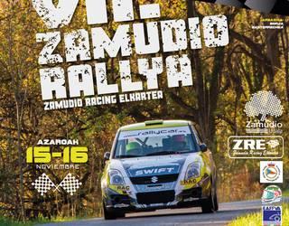 Gaur hasiko da Zamudioko Rallya