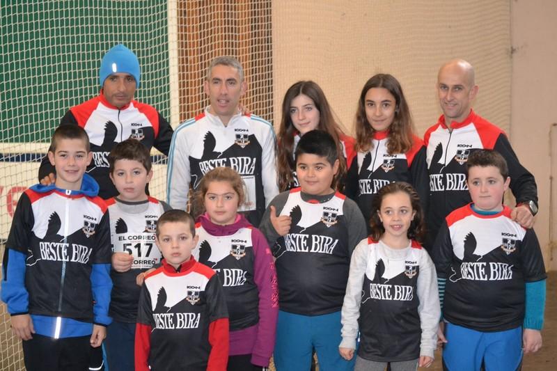 Beste Bira Txorierri atletismo taldea, Derion ere bai - 5